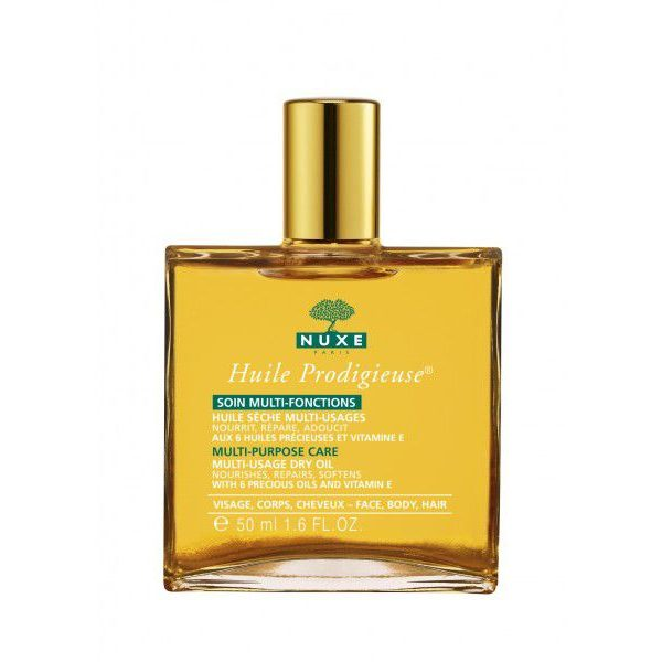 nuxe huile prodigieus face and body oil 50 ml. Black Bedroom Furniture Sets. Home Design Ideas